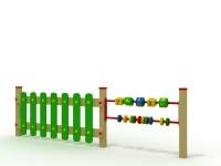 ДОГ 003 Забор для малышей