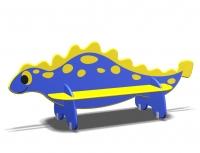 ДСК 002 Детская скамейка